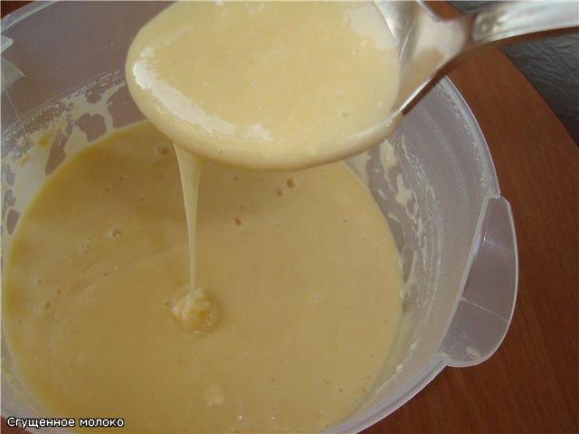 Как сделать сгущенное молоко из молока в домашних условиях