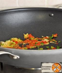 Баклажаны в соусе по-китайски