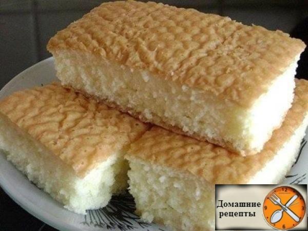 Нежнейший десерт-сербский кох