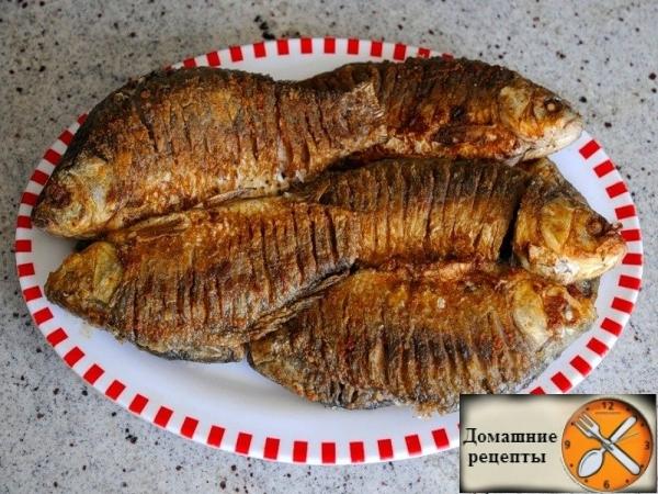 Один маленький секрет жарки рыбы без костей