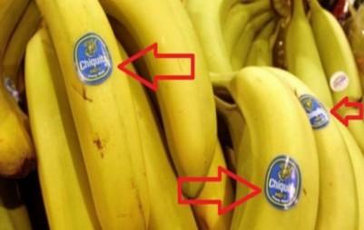 Будьте осторожны, когда покупаете бананы