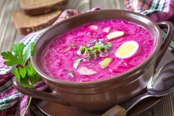 5 самых вкусных холодных супов.