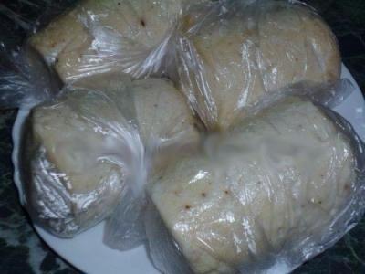 Колбаса в кружке (домашняя, варёная)