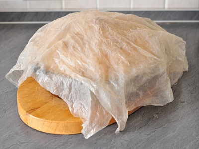 Зур бэлеш (балиш) - татарский пирог с картофелем и мясом