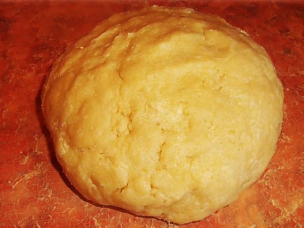 Как сделать песочное тесто с фото
