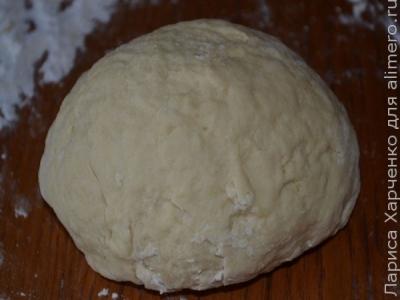 Нежнейший пирог с грушами