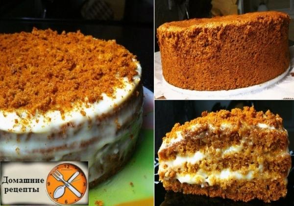 Бисквиты для торта в домашних условиях пошаговый рецепт 19