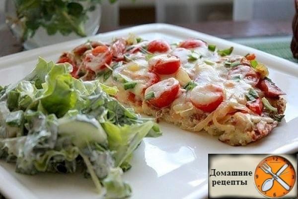3 рецепта вкусной пиццы