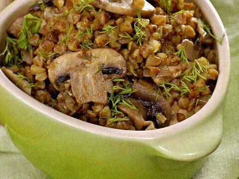 5 вкуснейших рецептов с гречкой!
