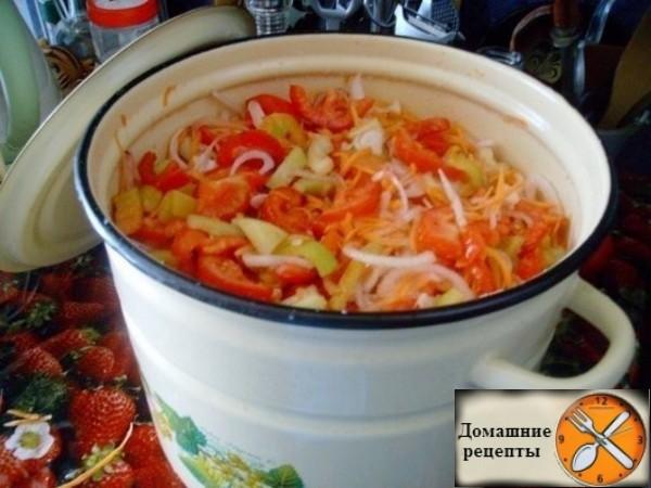 """Салат на зиму """"Остряк"""" - вкуснотища необыкновенная!"""