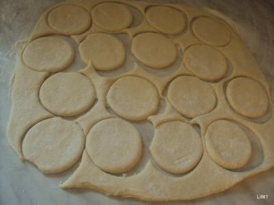 """Пончики с шоколадным кремом """"Восторг"""" 2"""