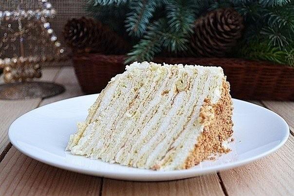 Творожный торт 8