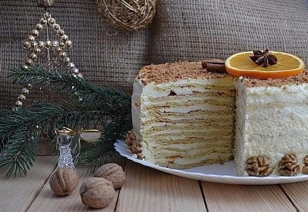 Творожный торт 6