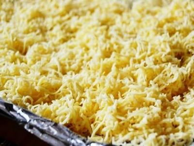 Горбуша под сыром 5