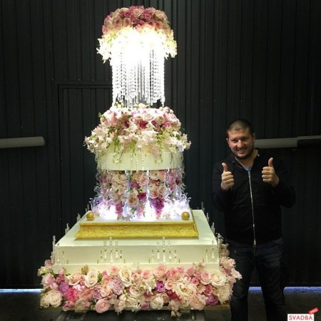Великолепные торты от Рената Агзамова