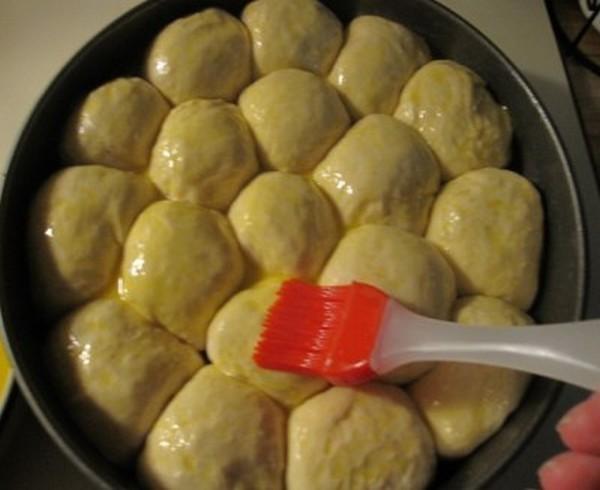 Домашняя хлеб-булка на пахте (кефире) 3