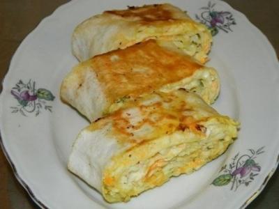 Хрустящая закуска 5
