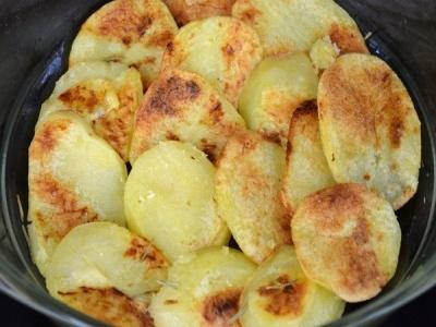 Запеканка с картофелем и фаршем 5