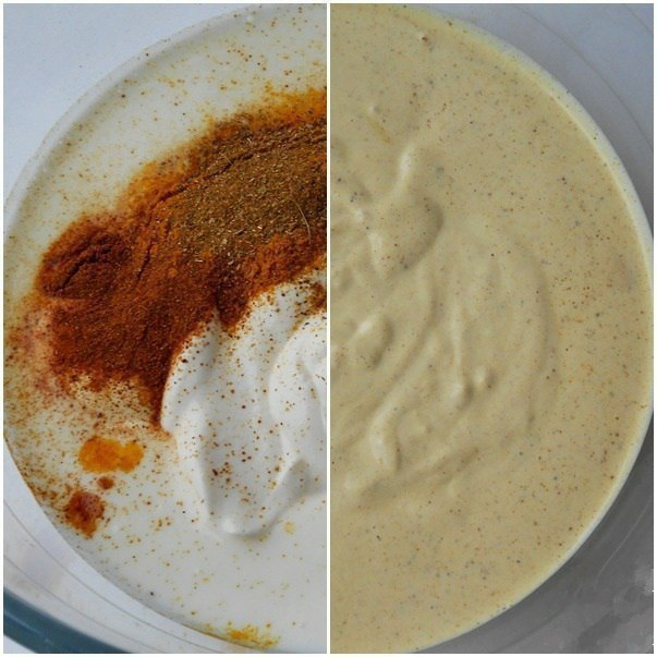 Настоящий соус для шавермы/шаурмы 3
