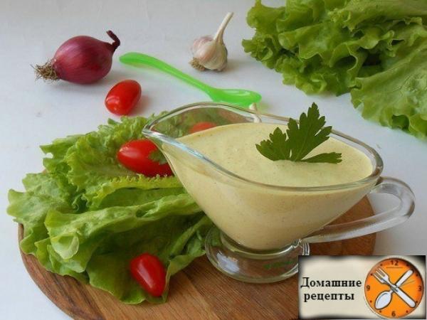 Настоящий соус для шавермы/шаурмы