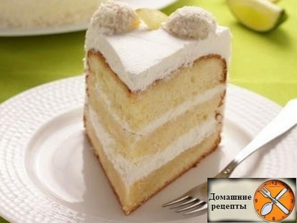 """Торт """"ПИНА КОЛАДА"""""""