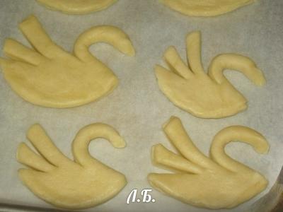 """Плюшки """"Лебеди"""" 5"""