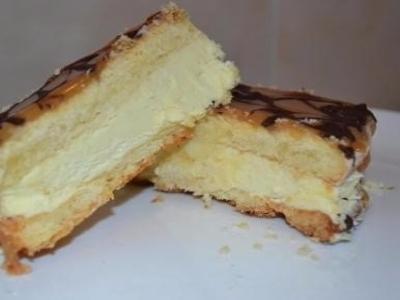 """Польский торт """"Коровка"""""""