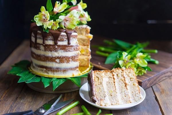 """Удивительный торт """"Колибри"""" 12"""