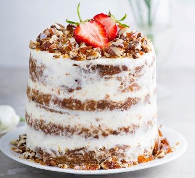 """Удивительный торт """"Колибри"""" 13"""