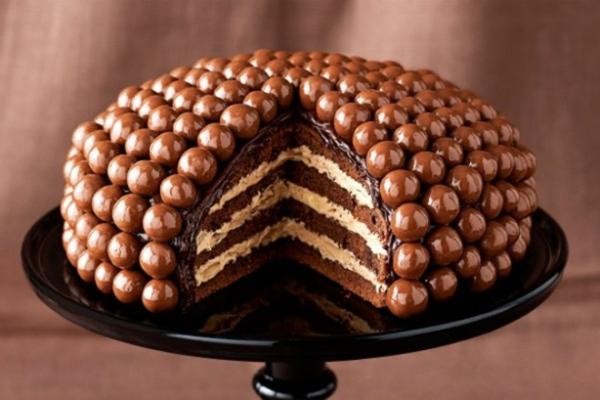 Торт Maltesers 1