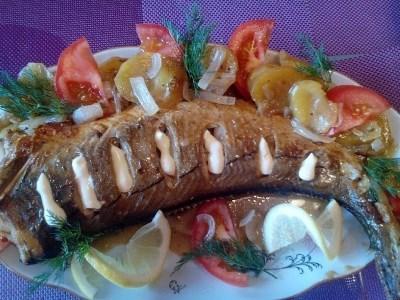 25 рецептов из рыбы 20