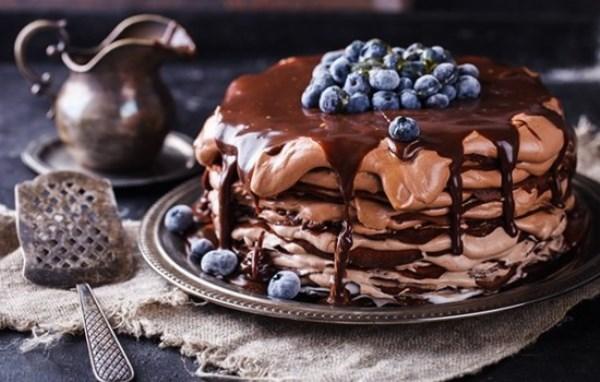 ТОП-6 Блинные торты с разными кремами 1
