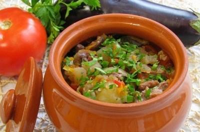 Блюда в горшочке — 9 отличных рецептов 4