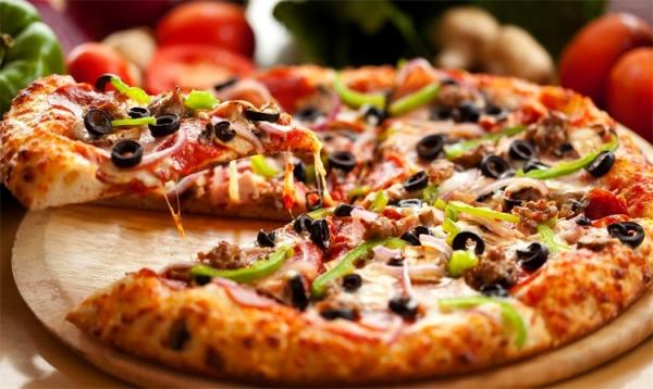 Настоящая итальянская пицца - 9 рецептов 10