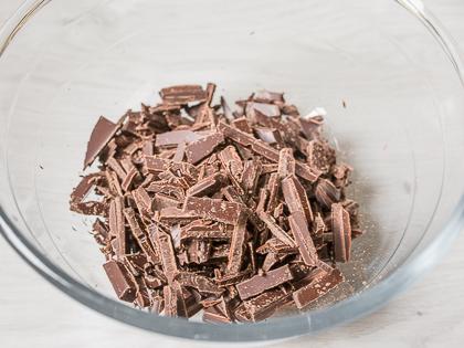 Шоколадно- медовый торт 2