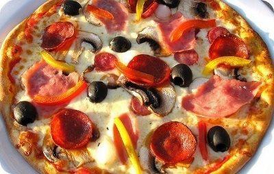 Настоящая итальянская пицца - 9 рецептов 5