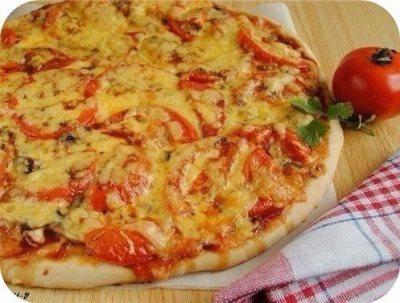 Настоящая итальянская пицца - 9 рецептов 7