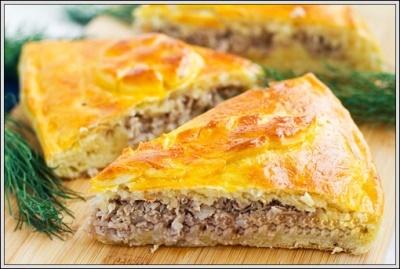 Быстрые пироги к ужину 9